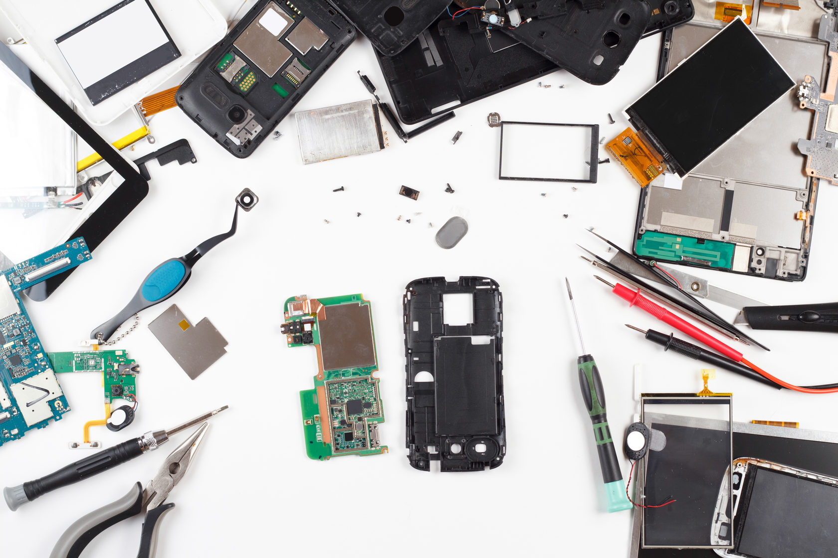 <strong>Cell phone repair with a lifetime warranty</strong> in Boca Raton