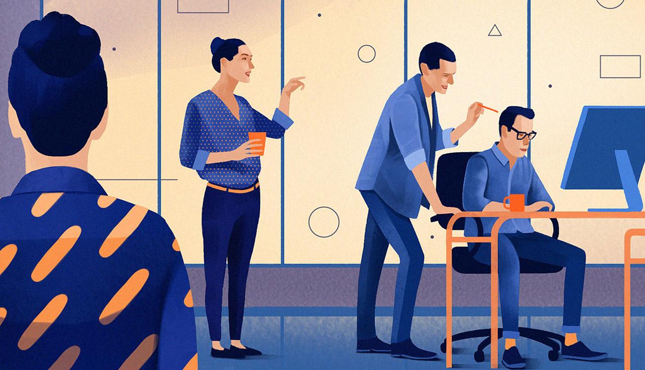 Оценка эффективности персонала. Батискаф