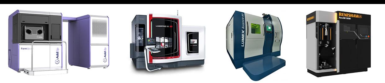 Дизайн 3D-принтеров для печати чернилами ведущих производителей оборудования