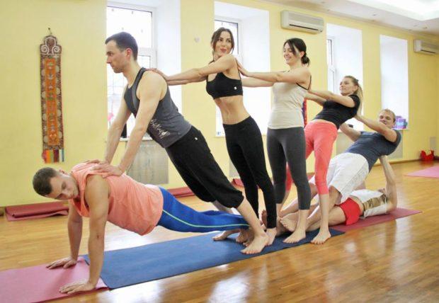 Эффективная методика йоги Киев
