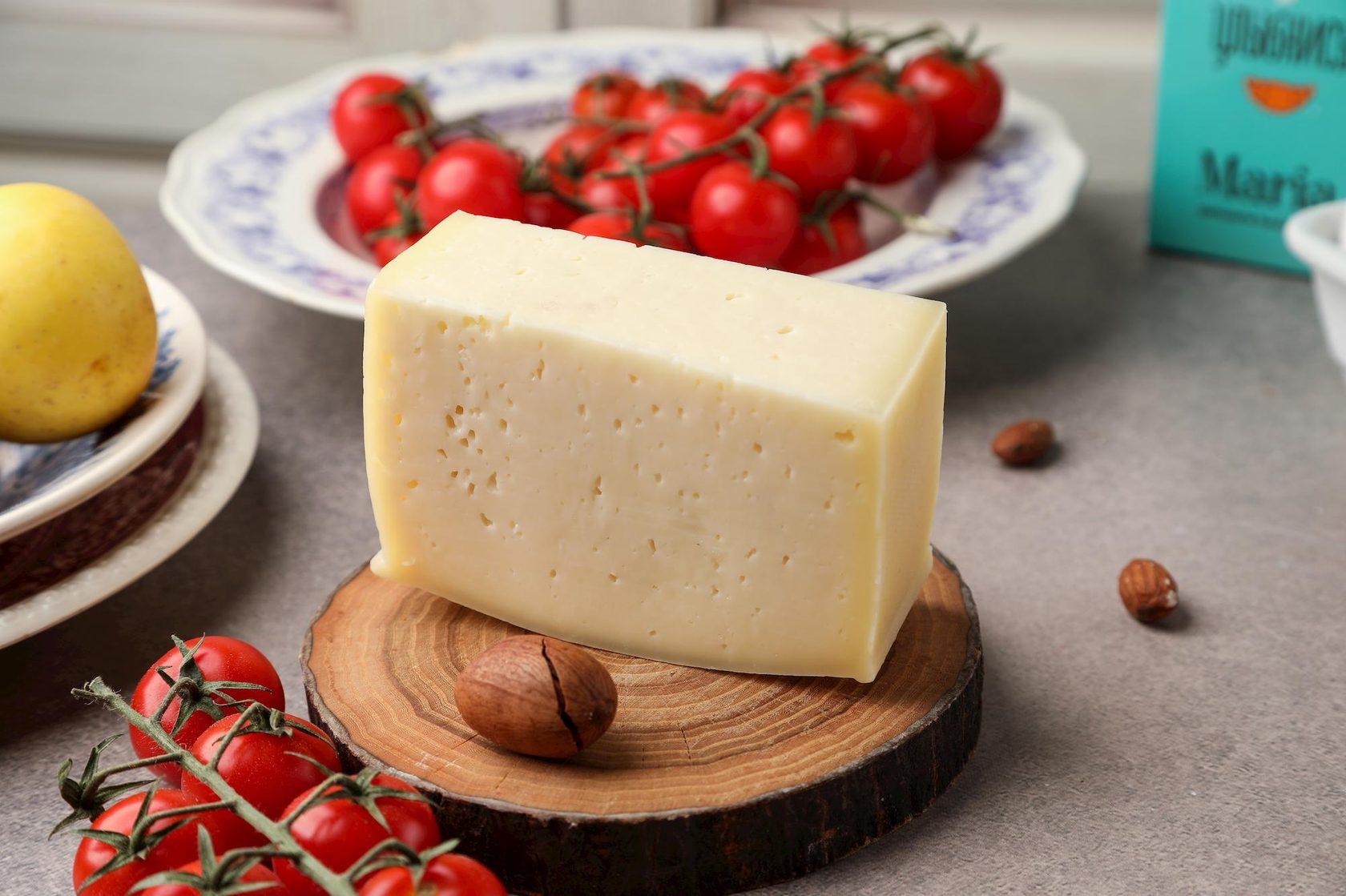 Сыр Голландский м.д.ж. 45%