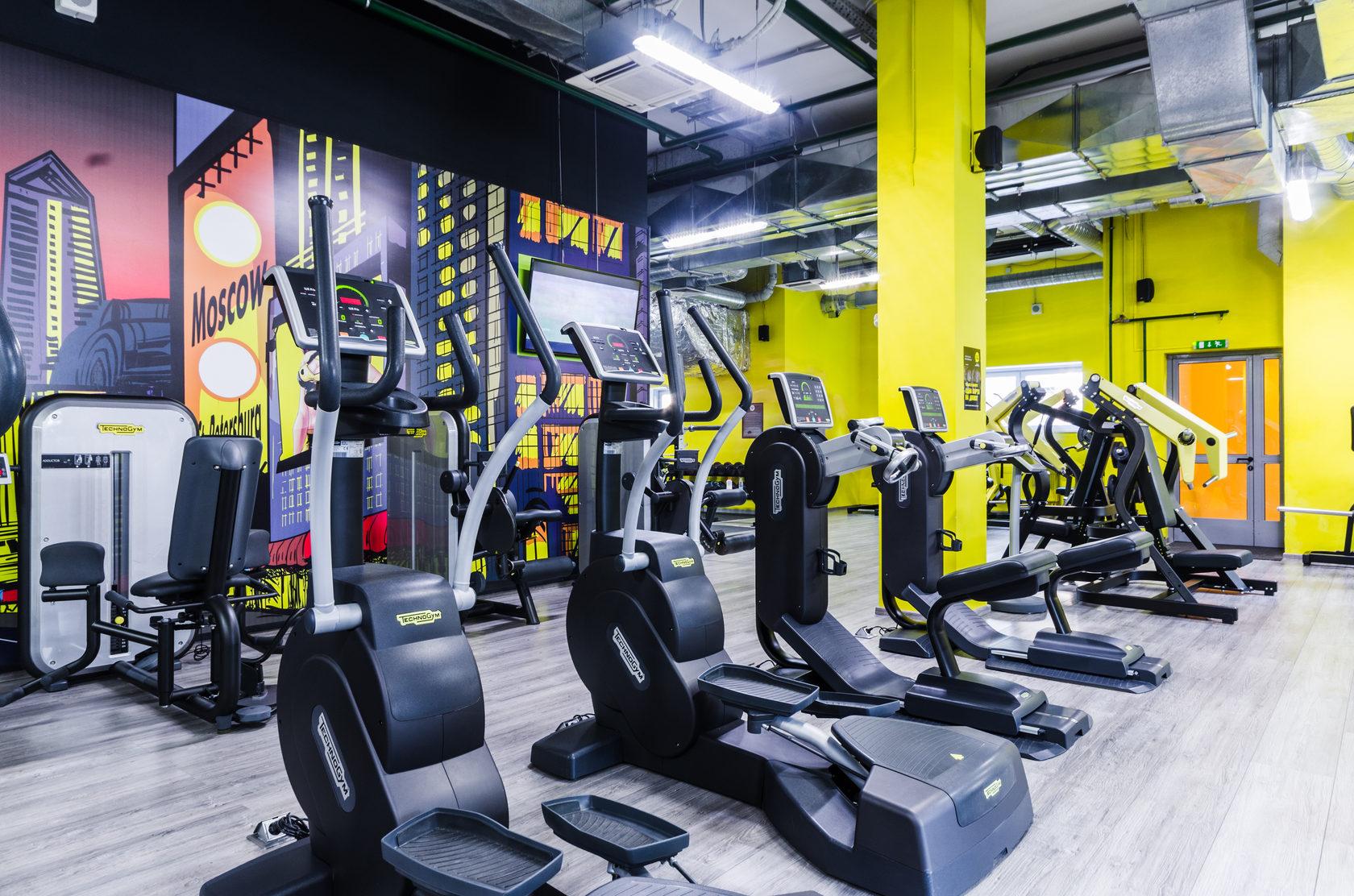 Фитнес клуб по москве цены работа в ночной клубе москва