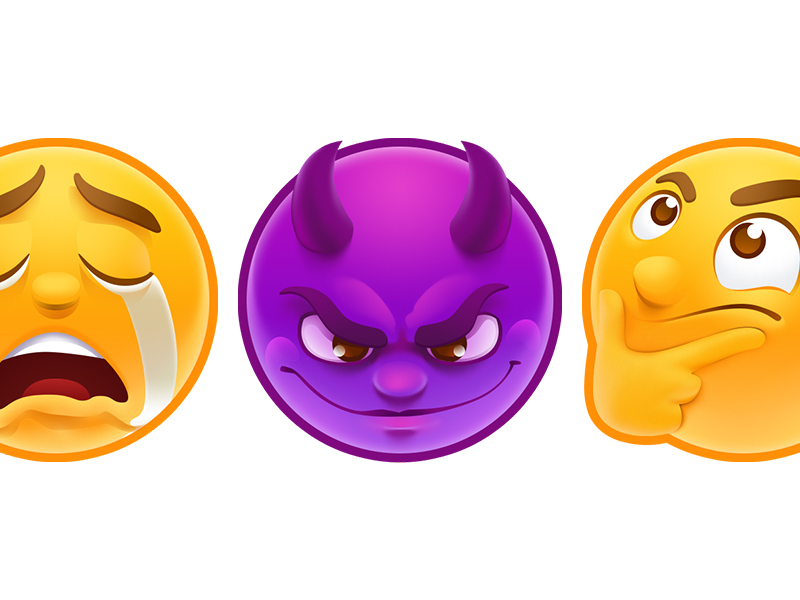 Define Your Style with emojis