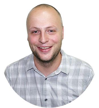Люк преподаватель носитель языка из Великобритании