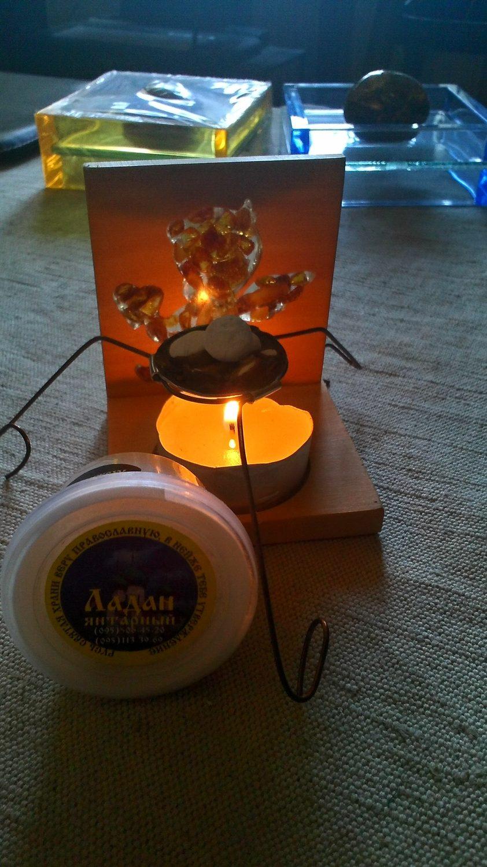 Калининград Amber СПА - эра новых янтарных услуг. Фото.