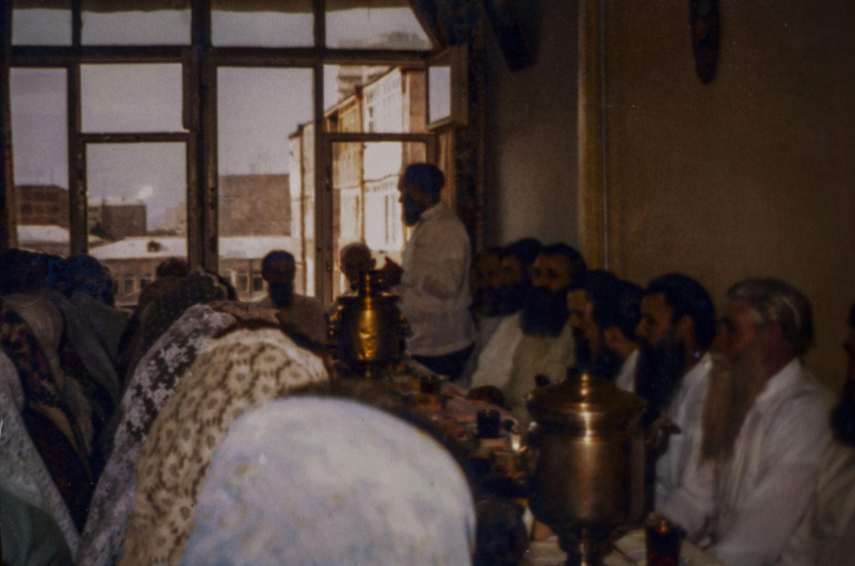 Մոլոկանների համայնքի հավաքույթը Երևանում