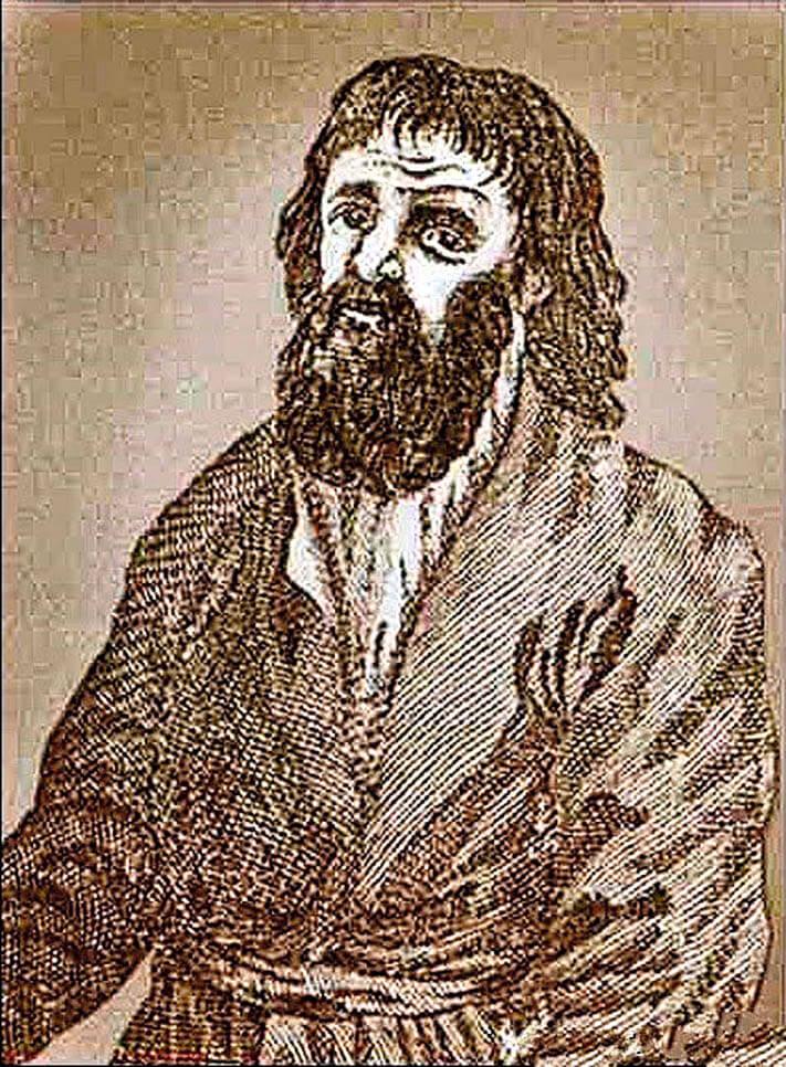 На книжных иллюстрациях Ванька Каин похож на Емельяна Пугачёва.
