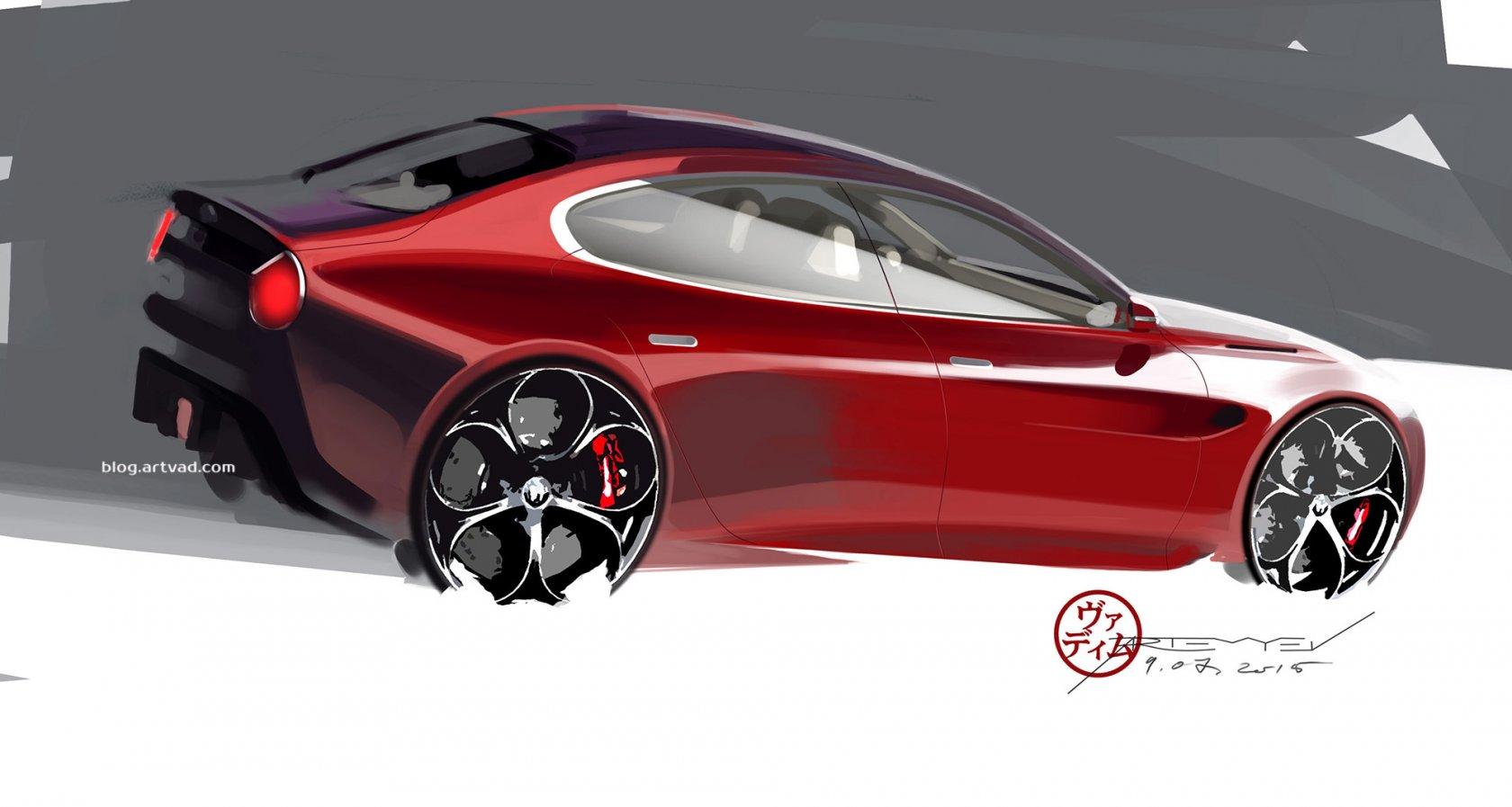 Alfa FR QV