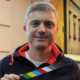 Артем Литвиненко лектор Украинской Киношколы UKRAINIAN FILM SCHOOL