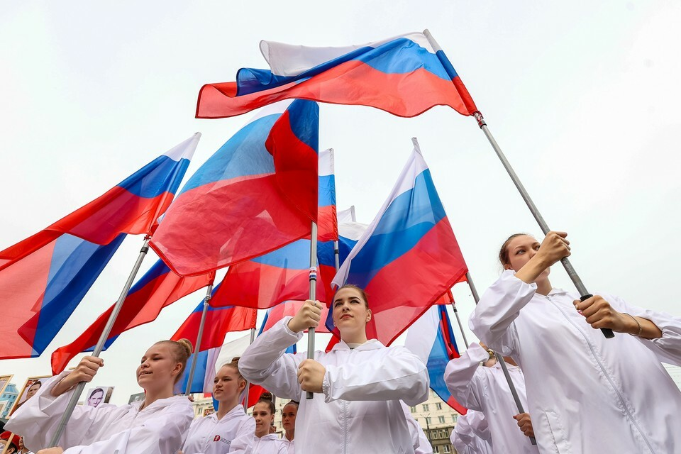 День Победы стал проверкой на прочность для некоторых политиков.  Фото: Валерий ЗВОНАРЕВ