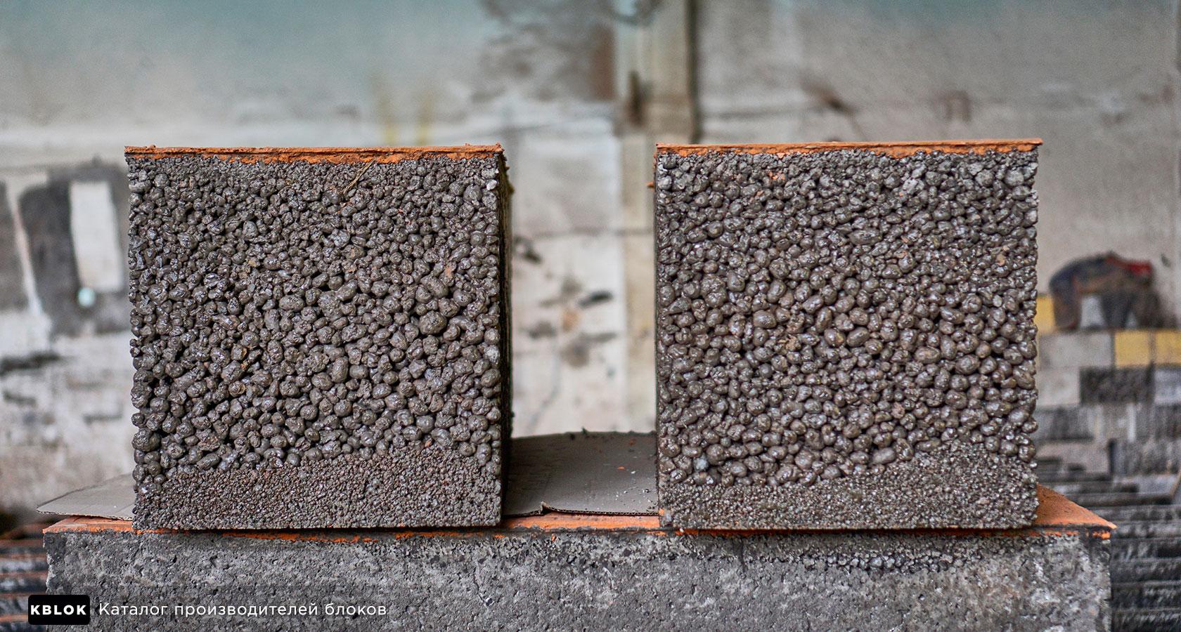 изготовление керамзит блоков