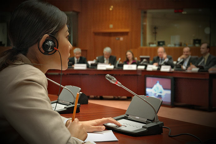 сервис синхронного перевода для онлайн конференций