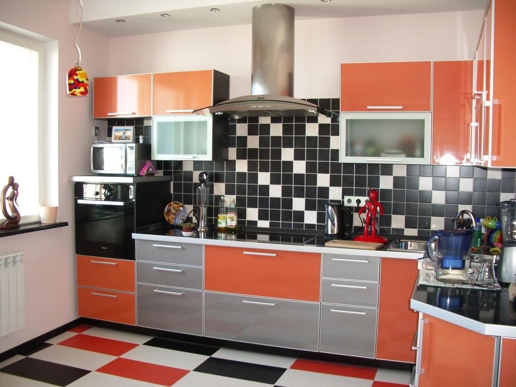 Угловая Кухня, Кухня Из Пластика