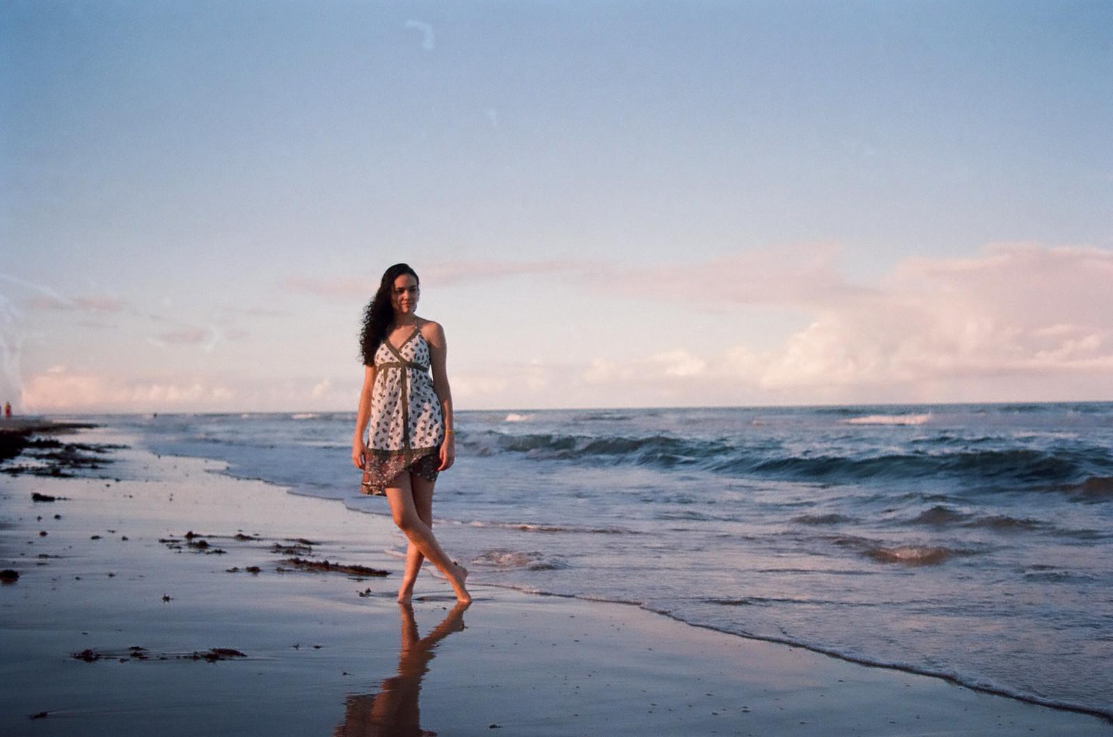 Пример фотографии на пленку Kodak Pro Image 100