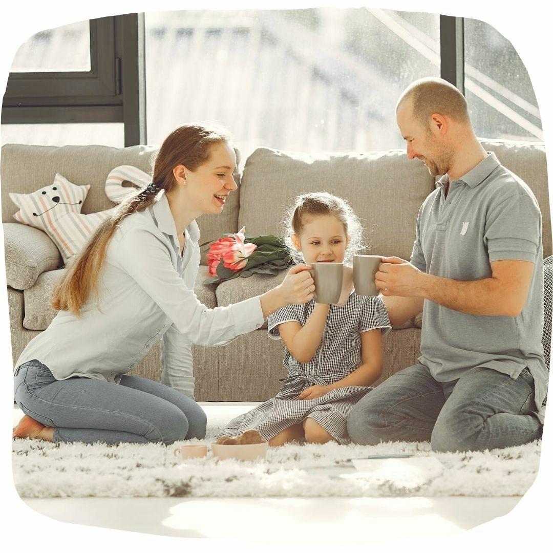 дети, родители, принятие