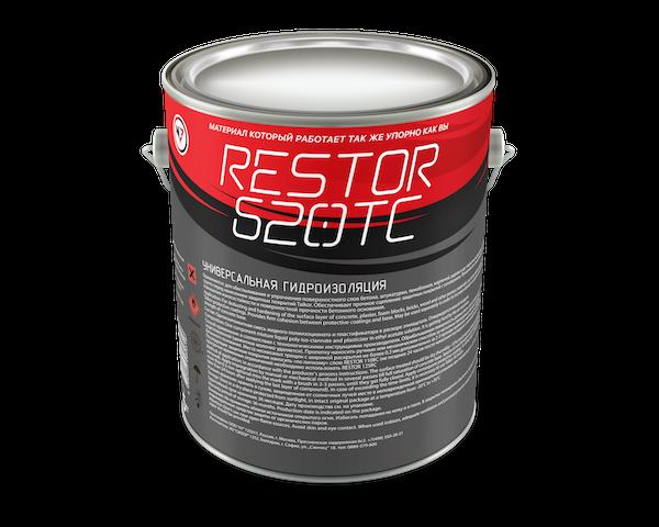 RESTOR 620TC Универсальная гидроизоляционная мембрана