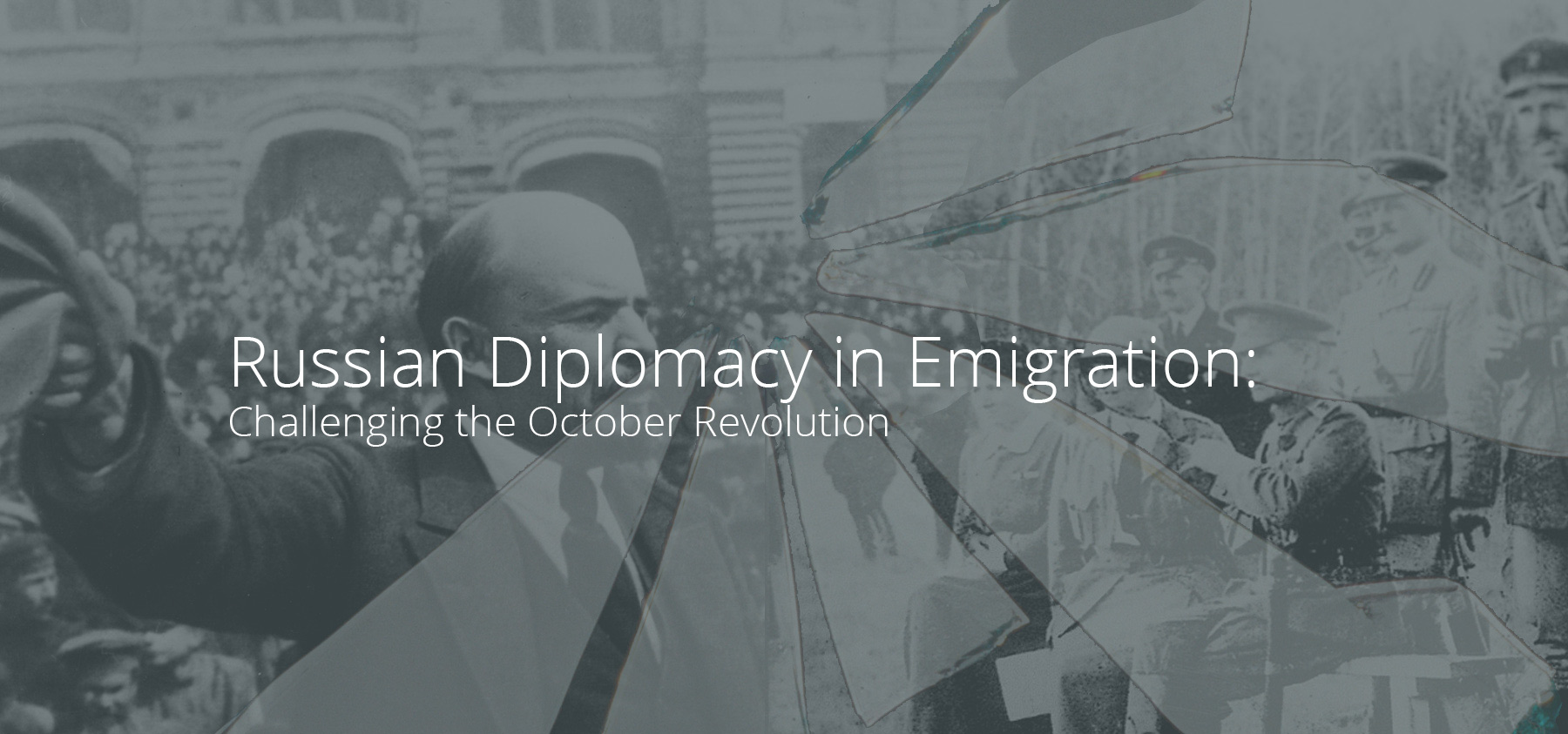 Russian Diplomacy in Emigration: Challenging the October