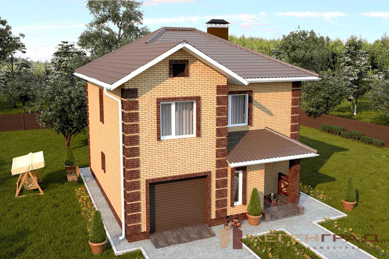 угловые двухэтажные дома проекты фото гостей, застолий что