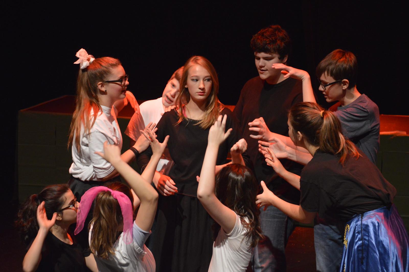 театральная студия, театр подростки, театр взрослые, Тропарево, Коммунарка
