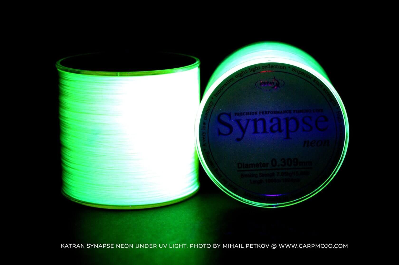 Katran Synapse Neon 0,331 1000m