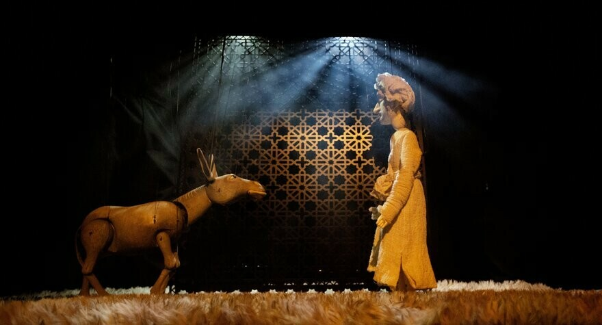 «Ходжа Насреддин», Театр Наций, Москва