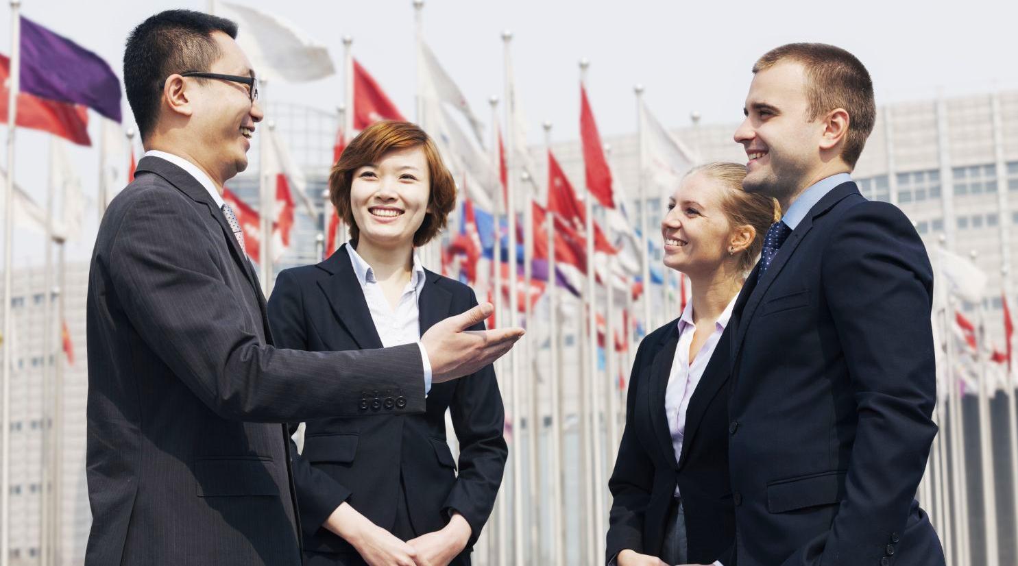 Особенности делового общения в китае доклад 7148