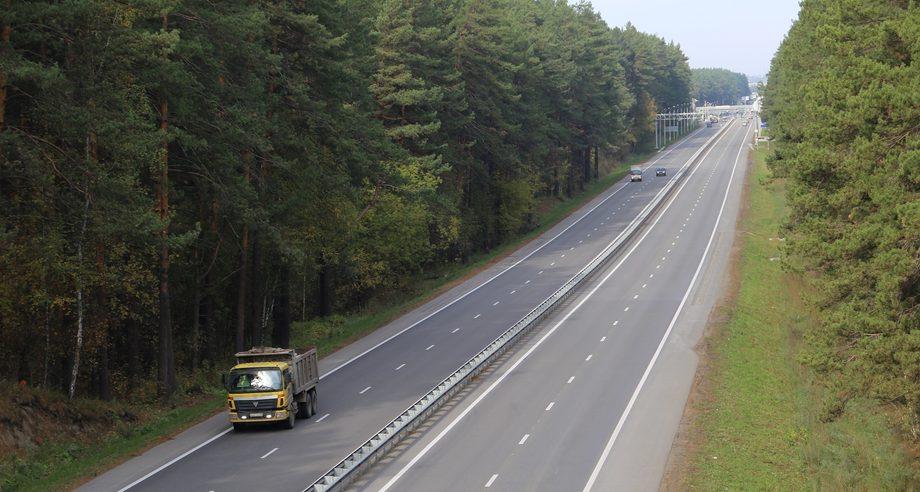 По итогам 2017 года рынок грузовых перевозок в России вырос минимально (фото: Росавтодор)