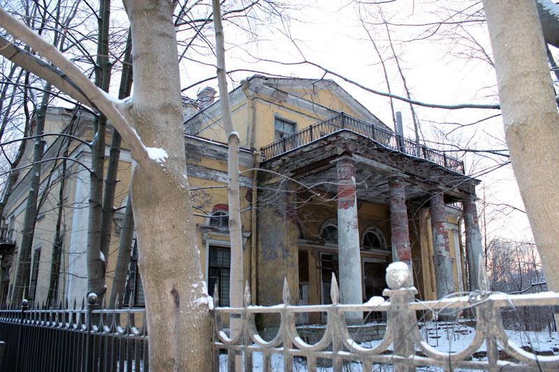 Усадьба Орловых-Денисовых, улица Главная, 32