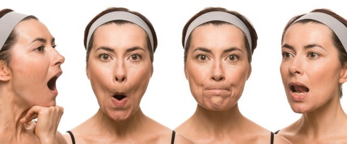 Что делать для похудения щек