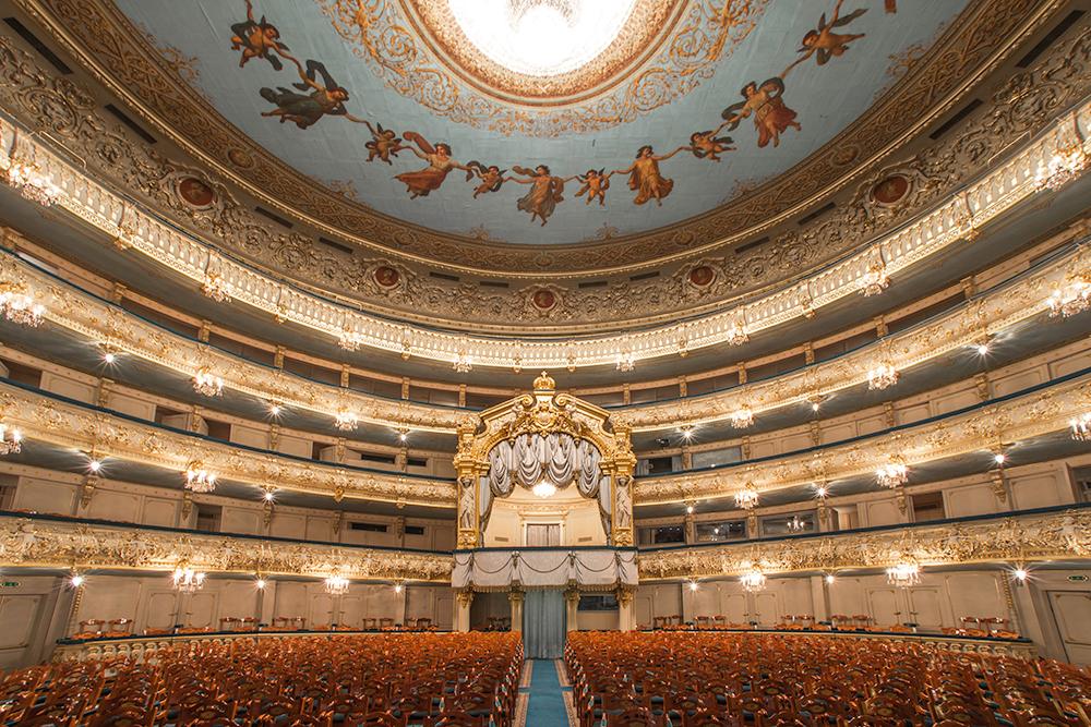 уже комнатам, фото зала мариинского театра в санкт петербурге ноздри той