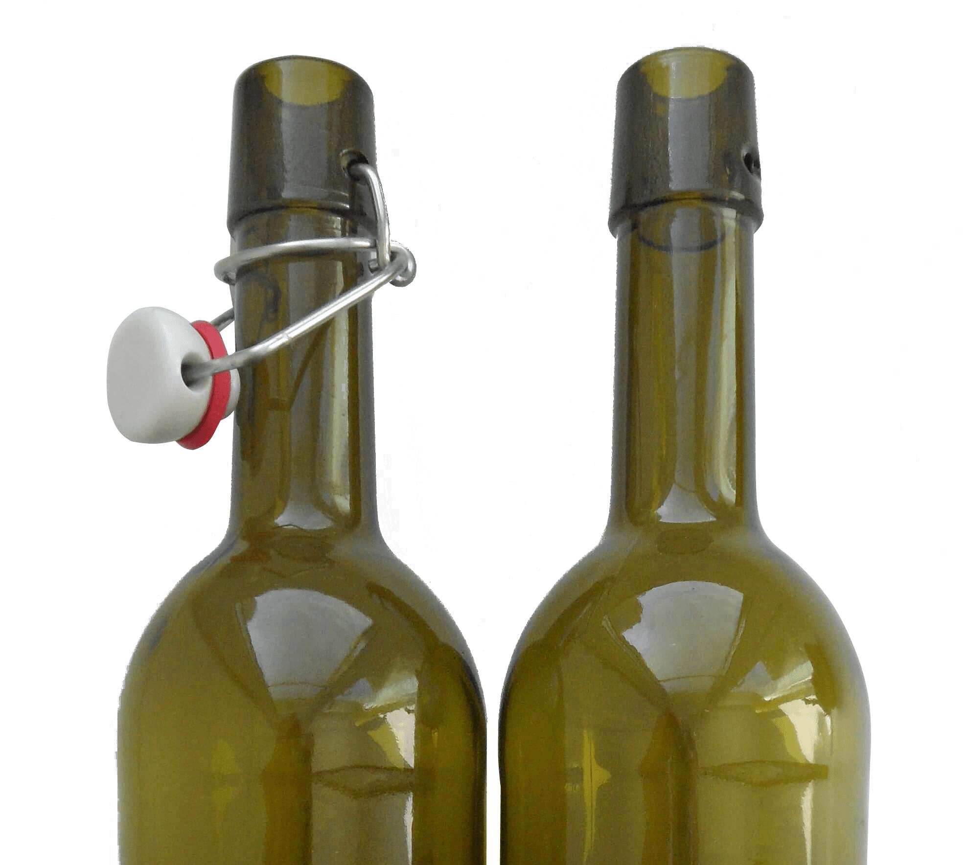Бугельные бутылки для вина: преимущества и особенности