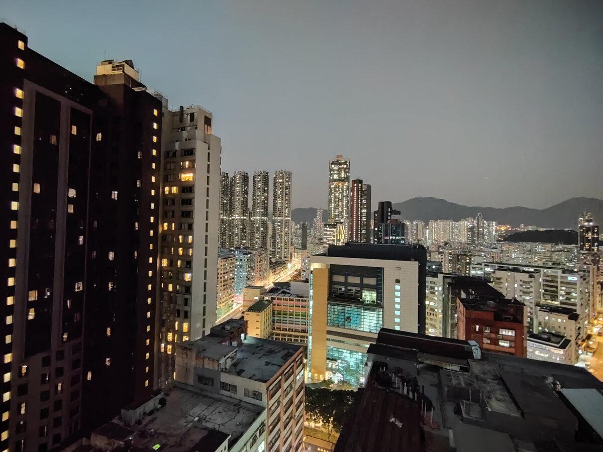 Фото снято на Xiaomi Mi 11 Ultra