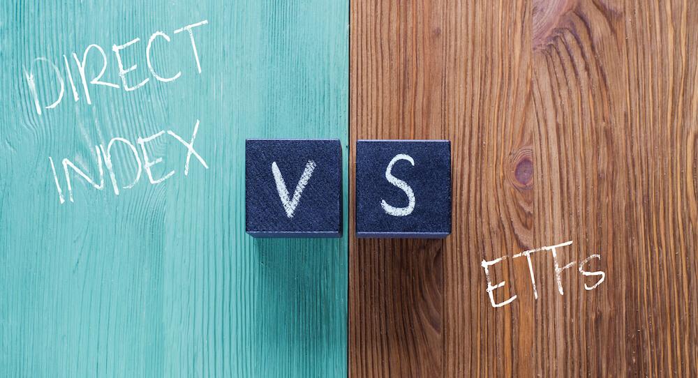 Запуск и обслуживание прямых индексов дешевле, чем ETF.
