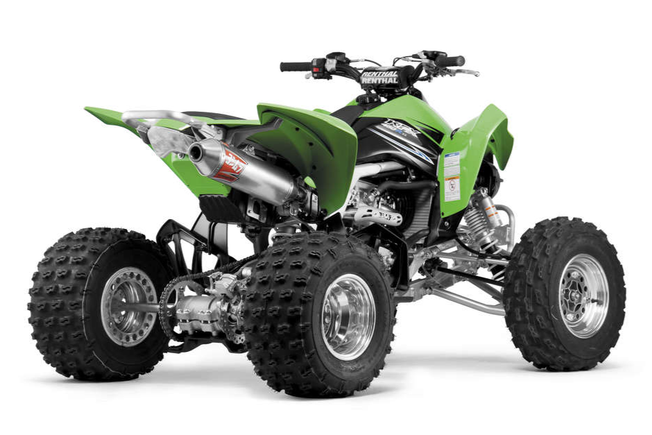 """<div style=""""font-family:'OrchideaPro';"""" data-customstyle=""""yes"""">Stunt Kawasaki KFX450R</div>"""