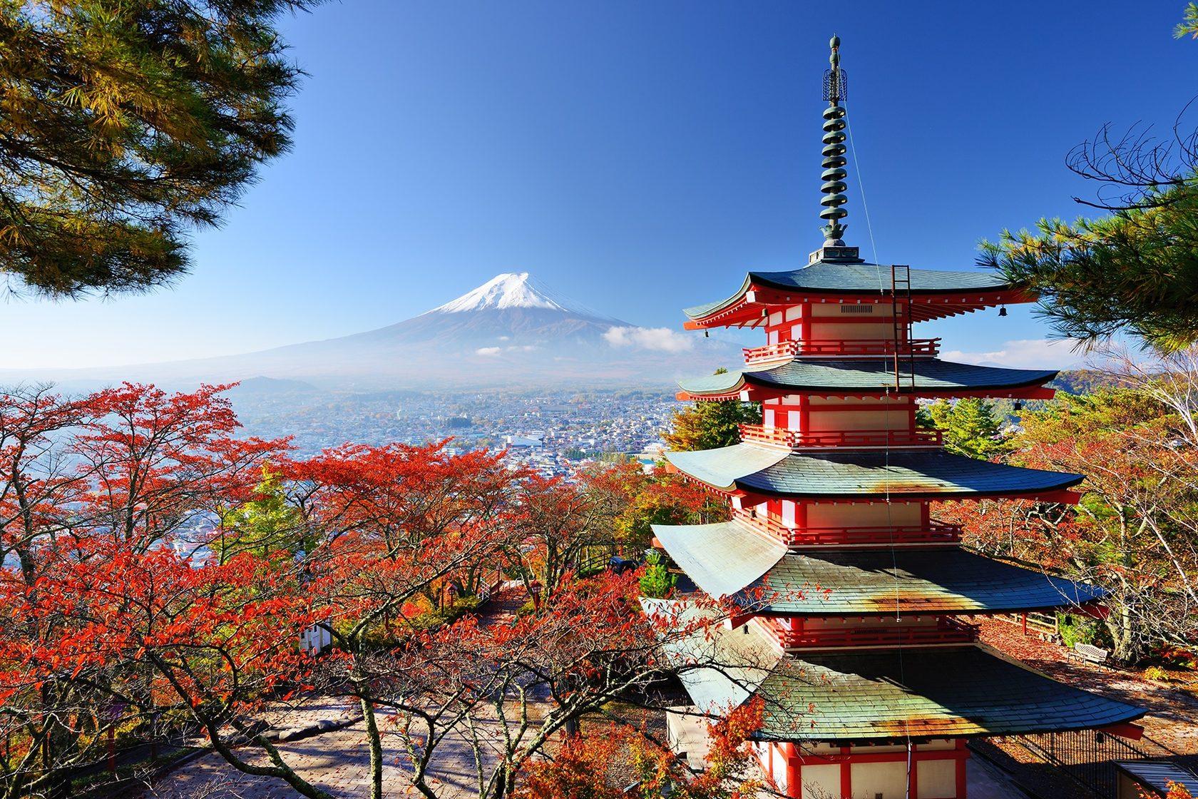 фото японских пейзажей имеют связи многих