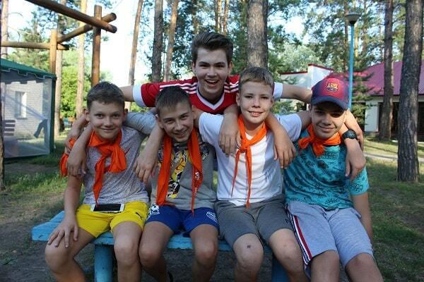 Детский лагерь «Я-Полиглот»