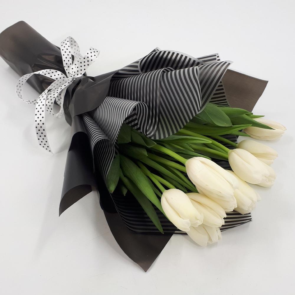 сможете креативные букеты из тюльпанов фото пополнять