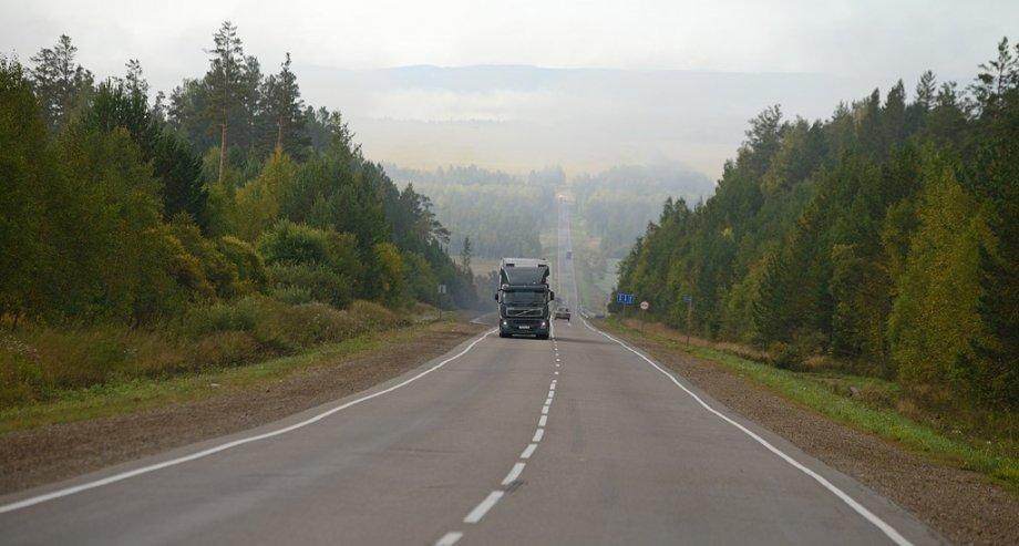 По Бурятии проходит трасса Р-258 «Байкал»— автодорога федерального значения (фото: Википедия)