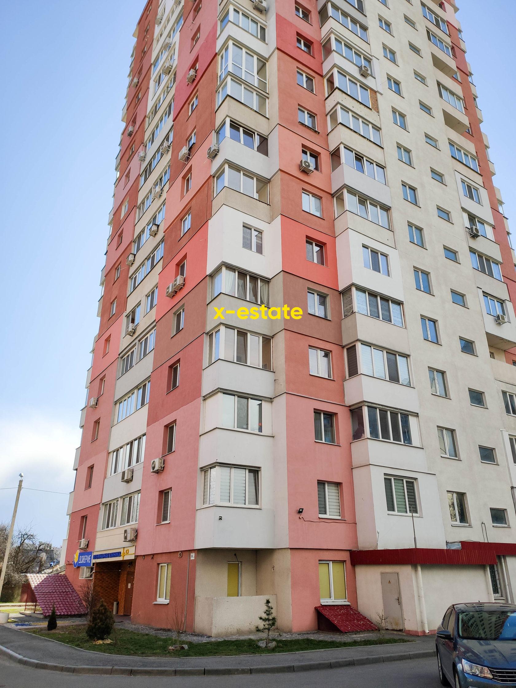 Фасад ЖК Розовый Дом