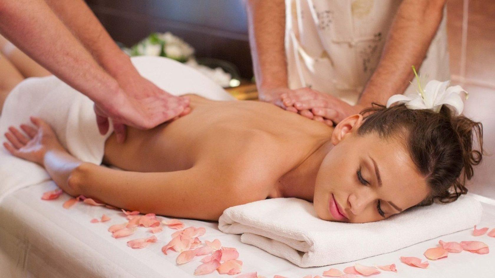 Интимный корейский массаж это