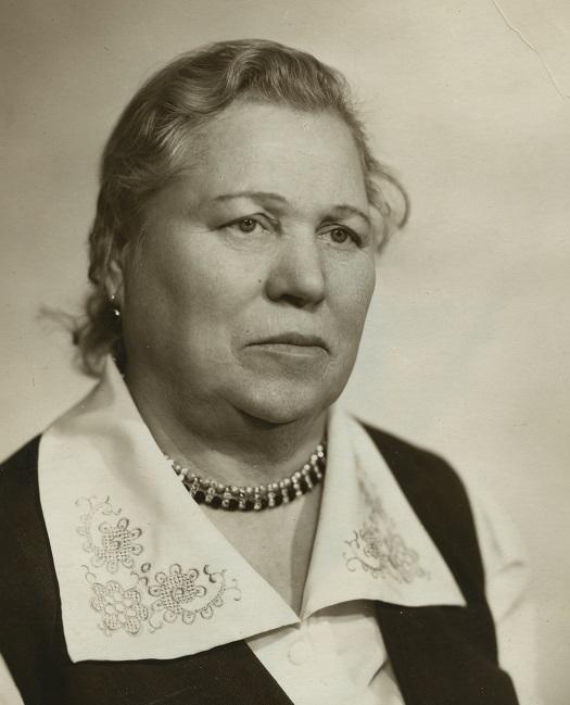 Мария  Гусева (1908-1984)