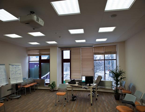 Купить светодиодные светильники в Воронеже по оптовым ценам