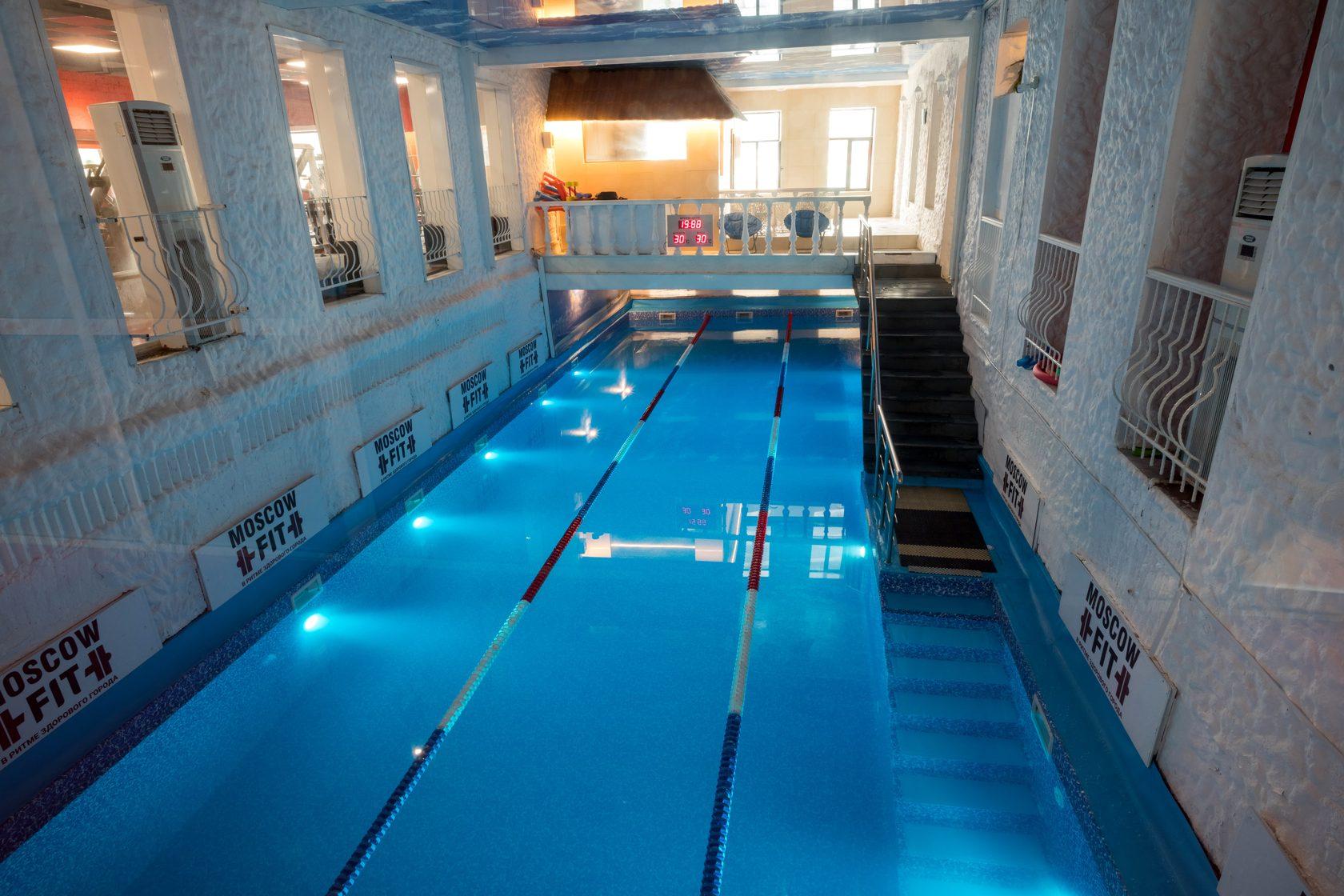 Вакансии в фитнес клубах с бассейном москвы детский клуб до года москва