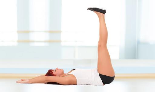 Тренування з йоги