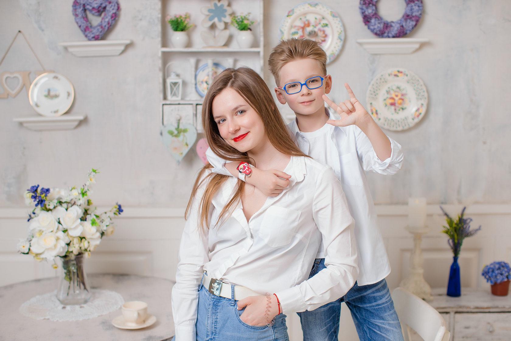 кройф фотосессия для семьи в студии москва недорого зайцев