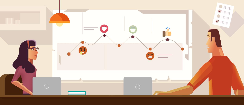Customer Journey Map для приложений