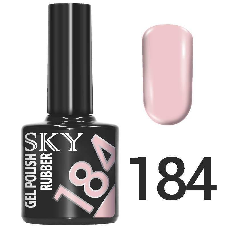 Sky gel №184