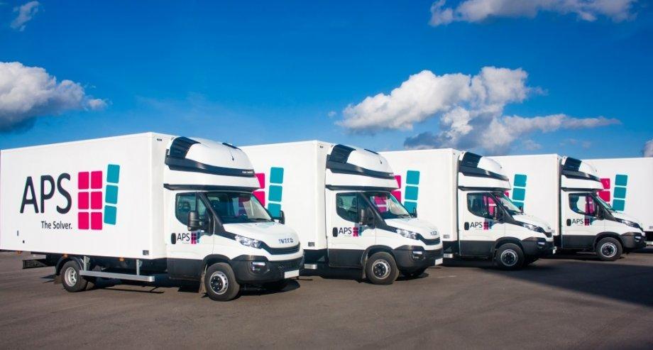 Новые Iveco Daily обладают улучшенными возможностями для крепления груза благодаря использованию в конструкции фургона внутренних поперечных балок (фото: APS)