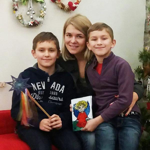 Отзыв Елены Михайлюк о детской школе УШУ