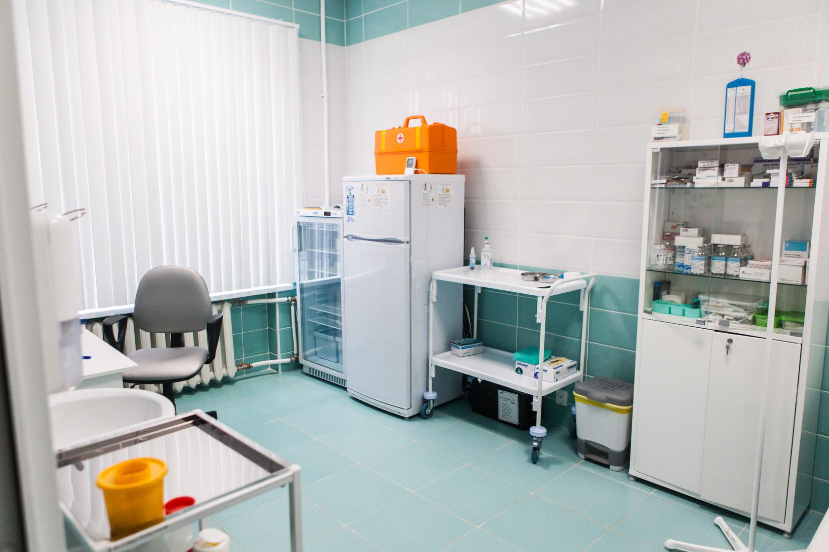 что делают в процедурном кабинете поликлиники